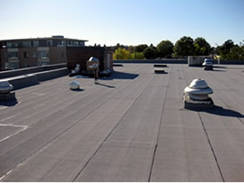 Phoenix Arizona Commercial Asphalt Roofing